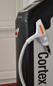 Cortex CO2 laser