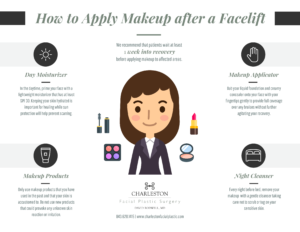 How to Apply Makeup after a Facelift